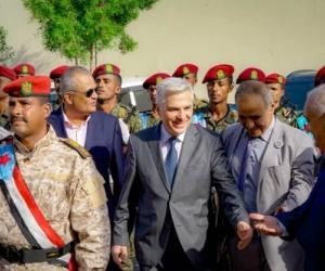 تقرير : ''الزبيدي''.. زعيم جنوبي يقود بلاده نحو الاستقلال