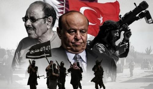 ضابط سعودي: تركيا تنقل عناصر داعش إلى قنا شبوة شبوة لاقتحام عدن بقيادة الميسري