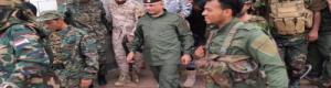 قوات الطوارئ تنفذ خطة الانتشار الأمني في شوارع بمدينة كريتر