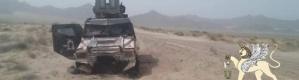 قوات المقاومة الجنوبية تستهدف طقم لميليشيا الإخوان بكمين محكم في المحفد