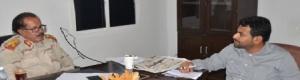قائد لواء شبام سليمان بن غانم : تعرضنا لـ إهمال وتقصير من قبل الحكومة في عملية التحرير الخاطفة للمكلا
