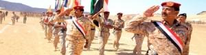 تمهيدا للإنفصال ... عرض عسكري كبير في قندهار اليمن (تقرير)